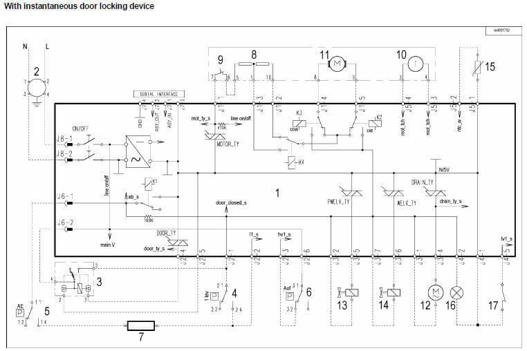 circuit diagram of a washing machine custom wiring diagram u2022 rh littlewaves co videocon semi automatic washing machine wiring diagram semi automatic washing machine wiring diagram pdf